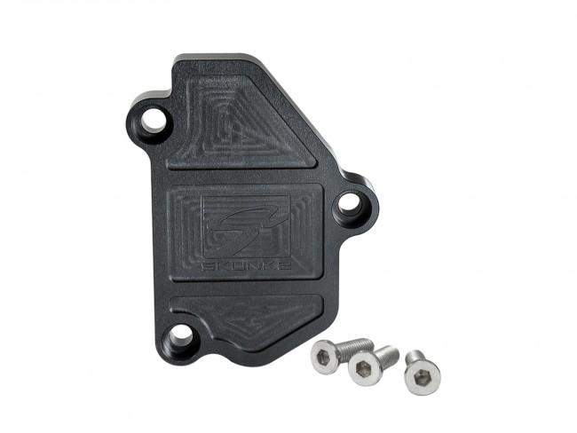 Skunk2 Racing  Billet Aluminum Solenoid Block Off Black 99-00 Honda Civic Si B-Series