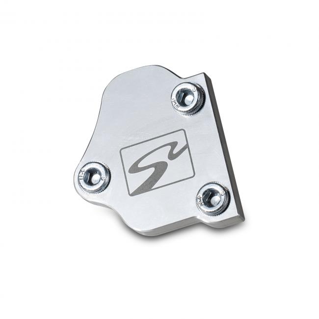 Skunk2 Racing  Billet Aluminum Solenoid Block Off Raw Honda/Acura K-Series