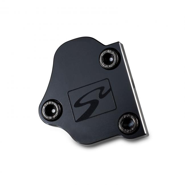 Skunk2 Racing  Billet Aluminum Solenoid Block Off Black Honda/Acura K-Series