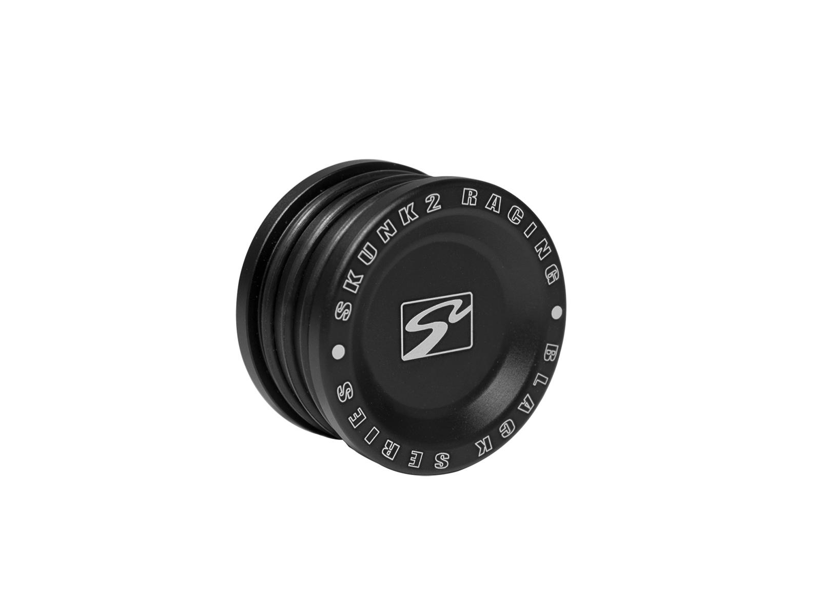Skunk2 Racing  Billet Aluminum Cam Seal Black 99-00 Honda Civic Si B/H/F-Series