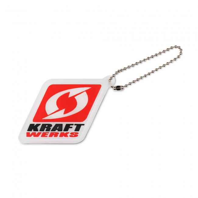 KraftWerks  Keychain w/Kraftwerks Logo